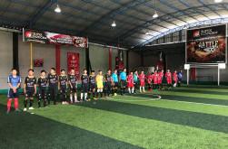 Super Soccer Futsal Battle 2018 Gunakan Lapangan Standart Internasional di Final Area Round