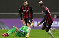Simbiosis Mutualisme AC Milan dengan Manchester United