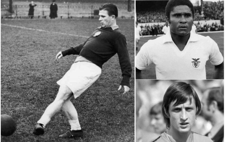 9 Legenda Sepak Bola Tanpa Trofi Piala Dunia, Termasuk Mesin Gol Portugal