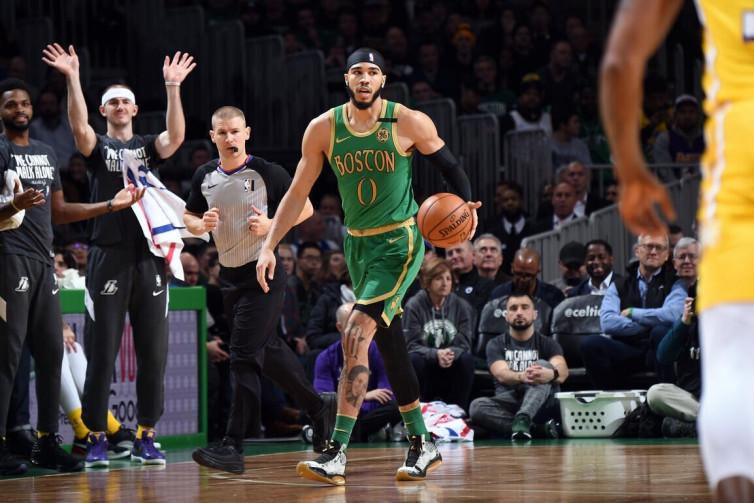 Hasil NBA: Celtics Buat Warriors Kian Merana