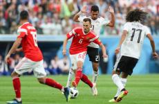 Rusia 3-1 Mesir: Mohamed Salah dkk Tersingkir dari Piala Dunia 2018