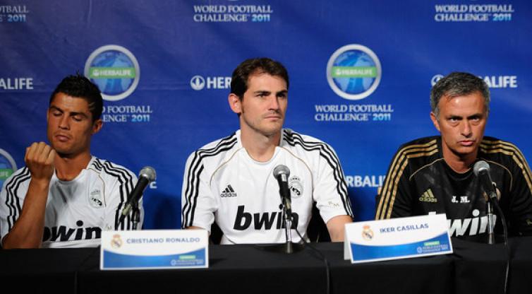 Eks Real Madrid Nilai El Clasico 2011 Seperti Perang Sipil