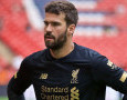 Liverpool Vs Genk: Alisson Bicara tentang Clean Sheet