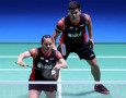 Lewat Rubber Game, Praveen/Melati Juarai All England 2020