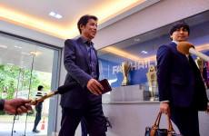 Pelatih Jepang di Piala Dunia 2018 Gantung Kepastian Tangani Timnas Thailand