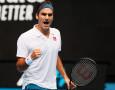 Australia Open 2019: Petenis Inggris Sempat Sulitkan Roger Federer
