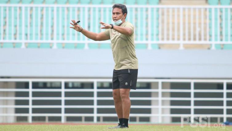 Bima Sakti Lihat Peningkatan Fisik dan Pemahaman Taktik Timnas Indonesia U-16