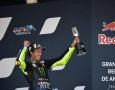 Euforia Valentino Rossi Rebut Podium Dinilai Berlebihan