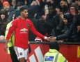 Man United 1-0 Wolves: Juan Mata Brilian, Marcus Rashford Cedera Jelang North West Derby