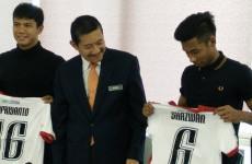 Kuala Lumpur FA Resmi Perkenalkan Achmad Jufriyanto dan Andik
