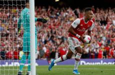 Lewat Instagram, Aubameyang Indikasikan Setuju Arsenal Jual Xhaka