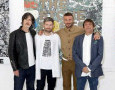 David Beckham Kolaborasi dengan Band Legendaris Manchester, The Stone Roses