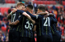 Man City 1-0 Brighton: The Blues Meluncur ke Final Piala FA, Guardiola Catat Sejarah
