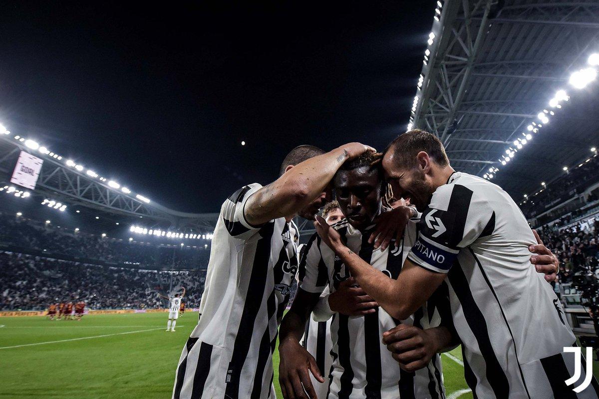 Juventus Kalahkan Roma, Allegri: Saya Suka Menang 1-0