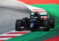 Hasil Kualifikasi F1 GP Austria: Duo Mercedes Masih Terdepan