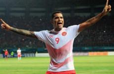 Asian Games 2018: Timnas Indonesia U-23 3-0 Laos, Alberto Goncalves Bikin Dua Gol