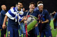 Suarez Ungkap Percakapan Neymar dengan Messi saat Ingin Hengkang ke PSG