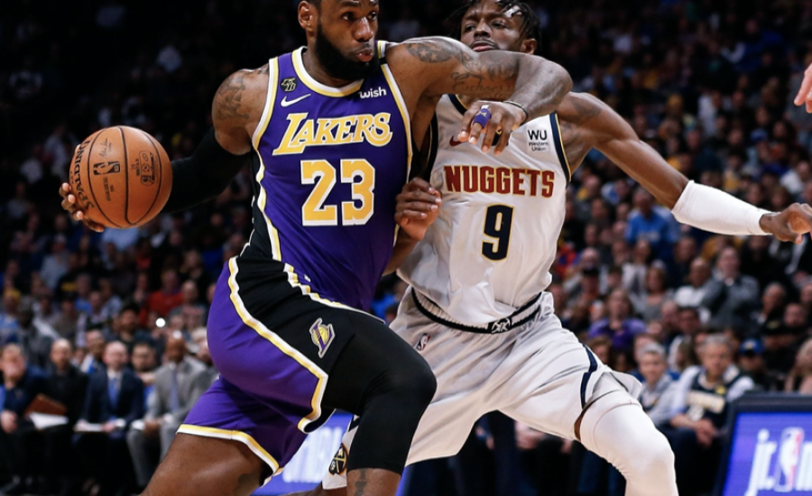 Jelang Final Wilayah Barat NBA, Serba 3 di Lakers Vs Nuggets