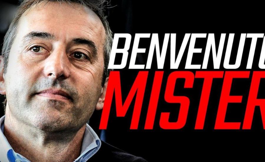 Resmi Latih AC Milan, Marco Giampaolo Jadi Pelatih ke-60 Rossoneri