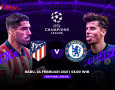 Prediksi Atletico Madrid Vs Chelsea: Ambisi The Blues Mengulang Memori 2017