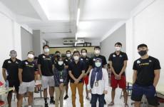 Penggawa Satria Muda Pertamina Bebas dari Virus Corona