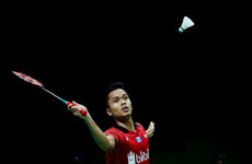 Singapore Open 2019: Kalahkan Chou Tien Chen, Anthony Melaju ke Final