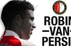 Robin van Persie Akhirnya Mudik ke Feyenoord