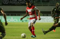 Madura United Resmi Pinjamkan Alberto Goncalves ke Sriwijaya FC