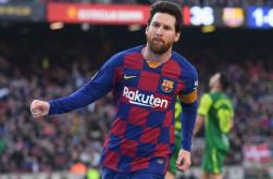 Dua Rekor dalam Target Lionel Messi Jelang Bergulirnya LaLiga 2019-20