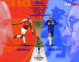 Chelsea Vs Arsenal: Memori Kelam The Gunners di Final Kompetisi Eropa