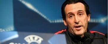 Emery Ingin PSG Jadi Juara Grup