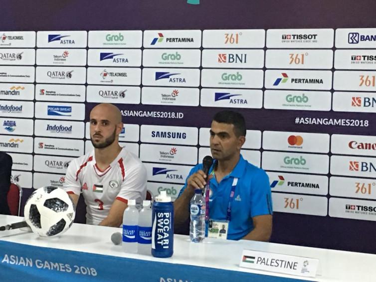 Kalahkan Timnas Indonesia U-23, Pelatih Palestina Sampaikan Terima Kasih