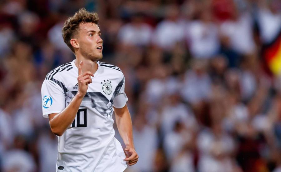 Luca Waldschmidt: Menggila di Piala Eropa U-21, Jerman Temukan Suksesor Miroslav Klose