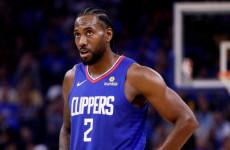 Kans Kawhi Leonard Tinggalkan Clippers Kecil