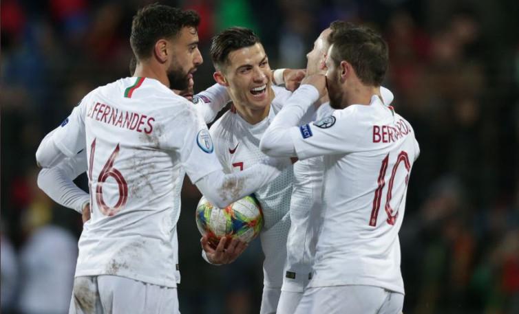 Sederet Fakta Menarik Laga ke-10 Kualifikasi Piala Eropa 2020, Gol ke-99 Cristiano Ronaldo