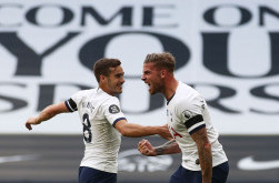 Tottenham 2-1 Arsenal: The Lilywhites Salip The Gunners