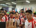 SEA Games 2019: Video Call dan Pesan Ketum PB PRSI kepada Tim Polo Air Indonesia