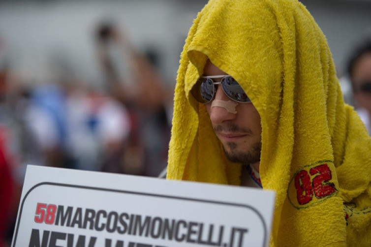 Jack Miller Terngiang Marco Simoncelli
