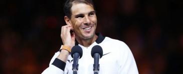 Rafael Nadal Ungkap Alasan Ingin Menjadi Presiden Real Madrid