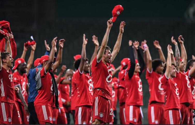 5 Pemain Kunci Bayern Munchen di Balik Keberhasilan Meraih Titel Bundesliga ke-30