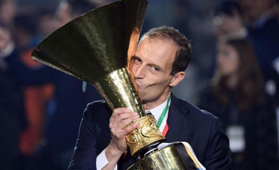 Massimiliano Allegri Kembali ke Juventus, Gantikan Andrea Pirlo