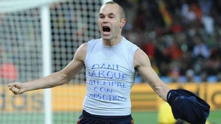 Depresi dalam Sepak Bola, Dari Gianluigi Buffon hingga Andres Iniesta