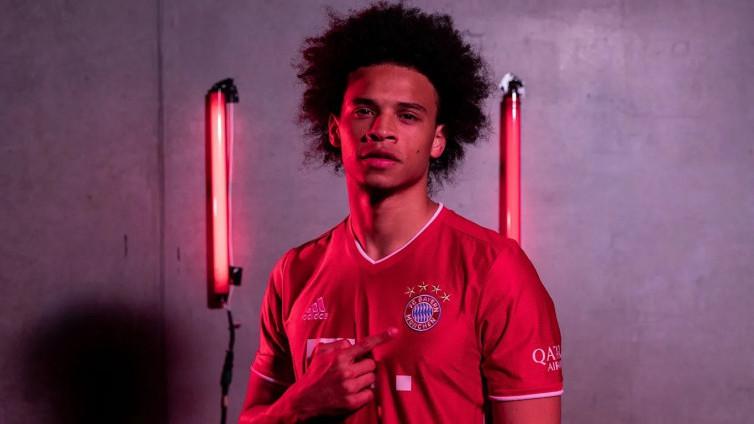 Foto Leroy Sane Tersebar di Medsos, Bayern Munchen Minta Maaf ke Manchester City