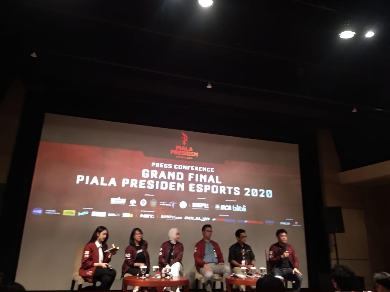 Saykoji dan Endank Soekamti Bakal Ramaikan Final Piala Presiden ESports 2020
