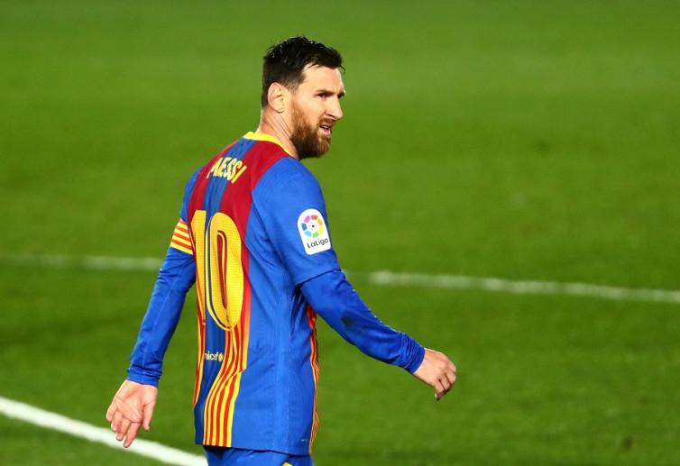 Perpanjangan Kontrak Lionel Messi di Barcelona Masih Gelap