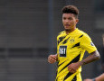 Jadon Sancho Nikmati Rumor Transfernya ke Manchester United