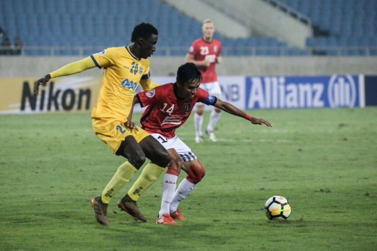 Widodo Syukuri Hasil Imbang Bali United Kontra Thanh Hoa