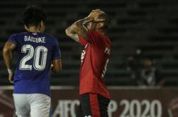 Piala AFC 2020: Bali United Takluk 1-2 dari Svay Rieng di Kamboja
