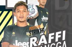 Butuh Striker Lagi, Dewa United FC Rekrut Raffi Angga