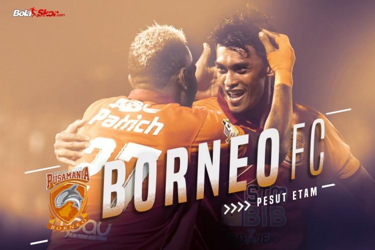 Profil Tim Liga 1 2019: Borneo FC